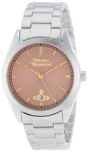Vivienne Westwood - VV049RSSL - Montre Mixte - Quartz Analogique - Bracelet Argent
