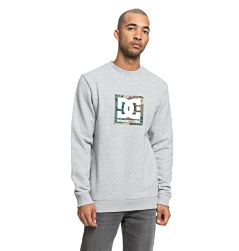 DC Shoes Camo Boxing - Sweatshirt for Men - Sweatshirt - Männer - XL - Schwarz -