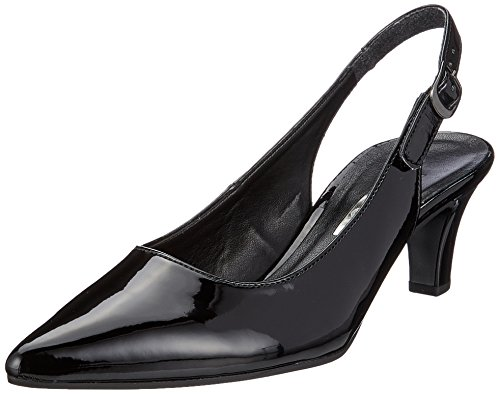 Gabor Shoes Damen Fashion Pumps, Schwarz (Schwarz), 38 EU