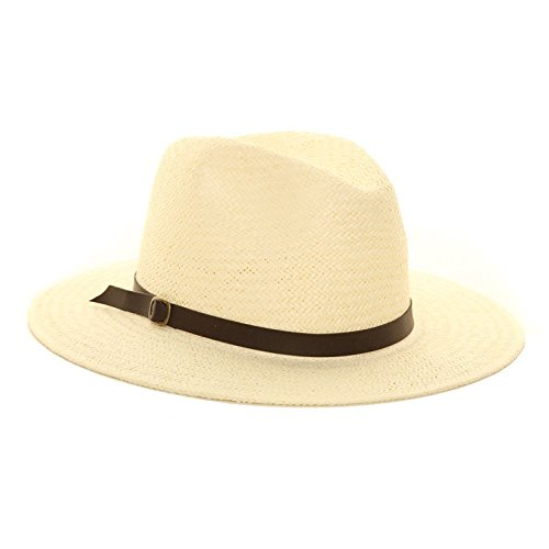 ▷ Hats UNISEX STRAW CRUSHABLE FOLDABLE PACKABLE SUMMER FEDO... cff9b75c06f7