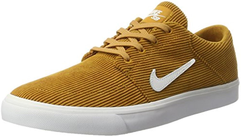 Nike Portmore Cnvs Premium, Zapatillas de Skateboard para Hombre  -
