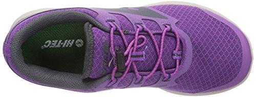 Hi-Tec - V-lite Rio Race I Women's, Scarpe sportive outdoor Donna Viola (Violett (076 ORCHID/CHARCOAL))