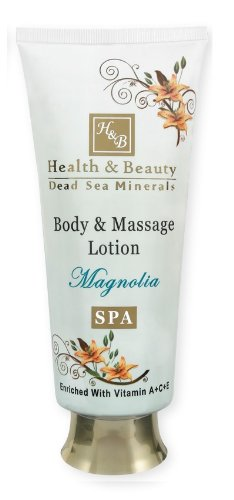Body & Massage Lotion - Magnolia (200ml)