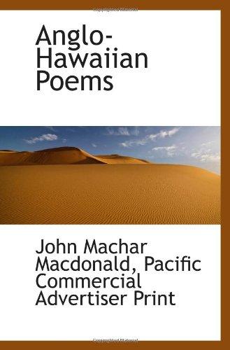 Anglo-Hawaiian Poems