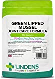 Lindens Green Lipped Mussel 500mg Capsules | 360 Pack | Joint care formula in convenient, rapid release capsules which are a popular alternative to Glucosamine