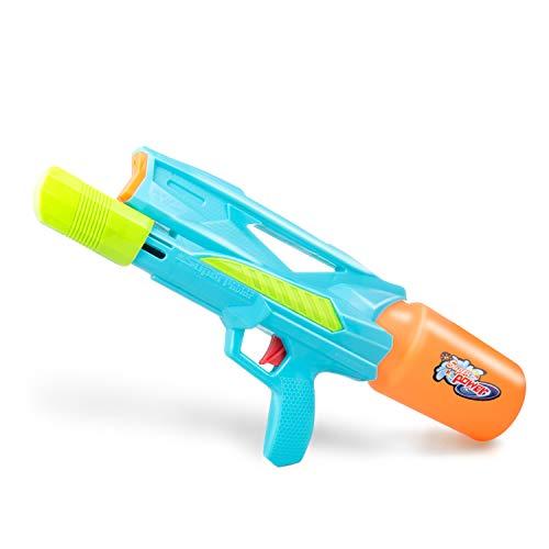 Czemo Pistolet à Eau pour Enfant Pistolet Squirt de Grande Capacité, Jouets Amusement de l'eau de Partie et de Plein Air pour Enfants et Adultes