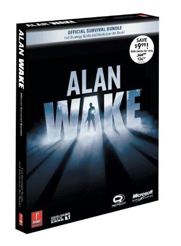 Foto Alan Wake Official Collectors Guide Bundle