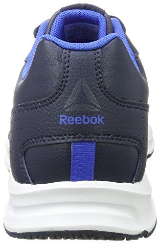Reebok Express Runner Sl, Scarpe Running Uomo Blu (Collegiate Navy/vital Blue/smoky Indigo/white)