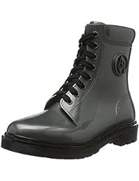 Armani Jeans 9251186a520 Damen Kurzschaft Stiefel