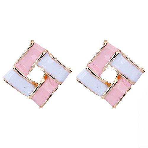 yazilind-plaque-or-des-bijoux-carres-roses-boucles-doreilles-email-ets-accessoire-femmes-cadeau-idea