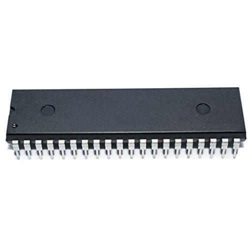 NTE2051 A/D converter DIP40 800mW Application for LCD displays NTE ELECTRONICS Nte Electronics
