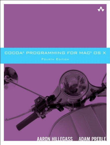 Portada del libro Cocoa Programming for Mac OS X by Aaron Hillegass (9-Nov-2011) Paperback