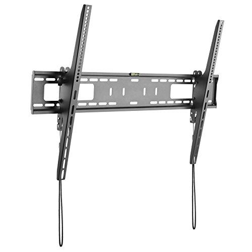 'Tooq lp42100t-b Wandhalterung für Flachbildschirm, Metallic neigbar für Monitor/TV/LED 60