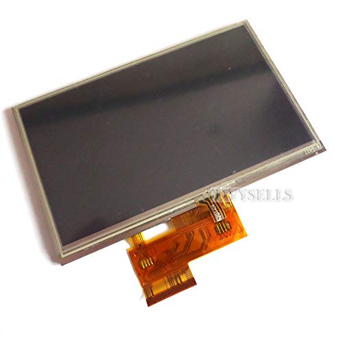 DYYSELLS #17 5,0 Zoll (5,0 Zoll) LCD und Touchscreen für Garmin Nuvi 2460 2460LT 2460LM AT050TN34 V.1