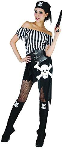 Déguisement pirate femme Taille Unique