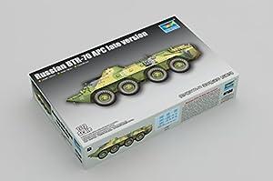 Trumpeter 07138-Maqueta de Russian BTR de 70APC Late Versión
