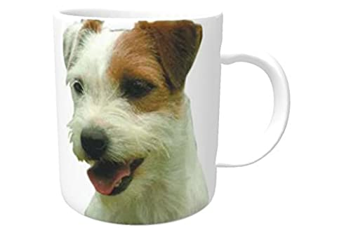 Jack Russell (Wire Hair) DOG Ceramic Mug 10fl oz # 148