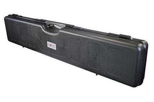 Nomis Leichter Gewehrkoffer Waffenkoffer Gun Case 123,5 x 26,5 x 11cm schwarz