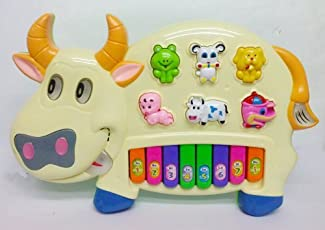 Funny Musical Cow Piano