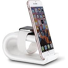 Mondpalast @ Carga Soporte Plataforma de Cargar Soporte cargador estación Dock Soporte Soporte de carga para reloj inteligente smart watch Apple Watch APPLE WATCH II Apple Watch Serie 1 Series 2 42mm 38mm iPhone 7 7+ SE 6s 6s plus 6 6 Plus iPad