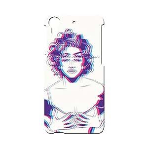 BLUEDIO Designer Printed Back case cover for HTC Desire 728 - G0251