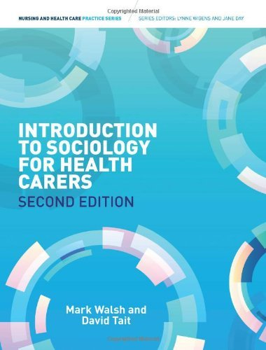 Introduction to Sociology for Health Carers by Mark Walsh (2014-05-24)