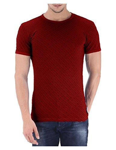 bikkembergs-t-shirt-dirk-bikkembergs-logo-rouge-s-rouge