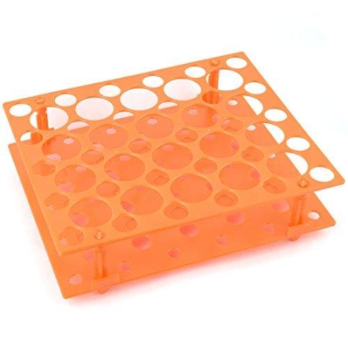 Kunststoff 2Schichten Abnehmbare 50 Löcher 15 ml 50 ml Zentrifugenröhrchen Rack (15 Ml Zentrifugenröhrchen)