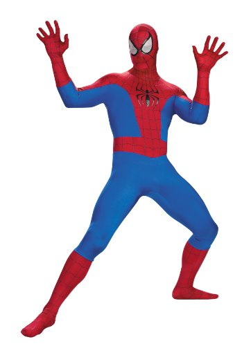 Kost-me f-r alle Gelegenheiten DG5907C Spider-Man-Rental Erwachsene 50-52