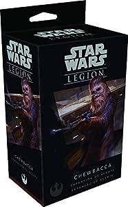Fantasy Flight Games- Star Wars Legion - Chewbacca - español, Color (SWL24ES)