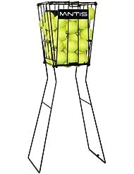 Mantis pelota puerto sostiene 72pelotas, color Unspecified, tamaño talla única