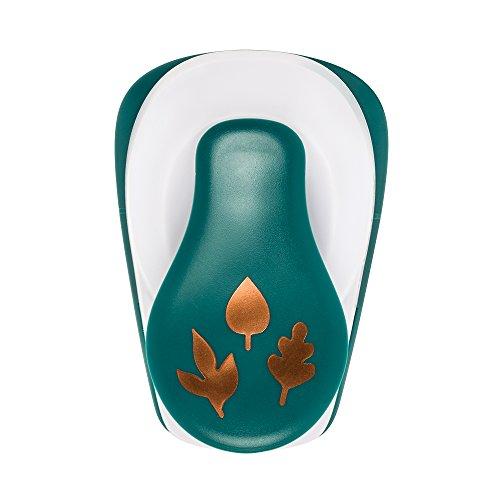 Fiskars Lia Griffith designer Mini Leaf Teal Green/White