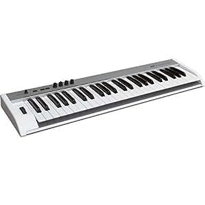 ESI KeyControl 49 XT Clavier de contrôle 49 touches Aluminium/Blanc