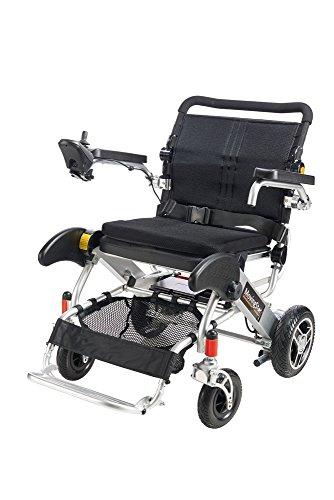 Movingstar pliable fauteuil roulant électrique modèle 401Noir