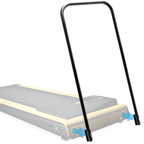 Sportstech Haltestange Griff Extra für Deskfit DFT200 Laufband für Stabilität Sicherheit Laufen während des Arbeitens einfach zu befestigen