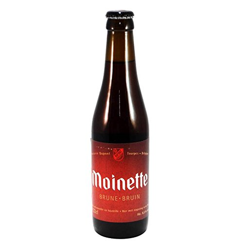 Moinette Brune - Bière belge - 33 cl