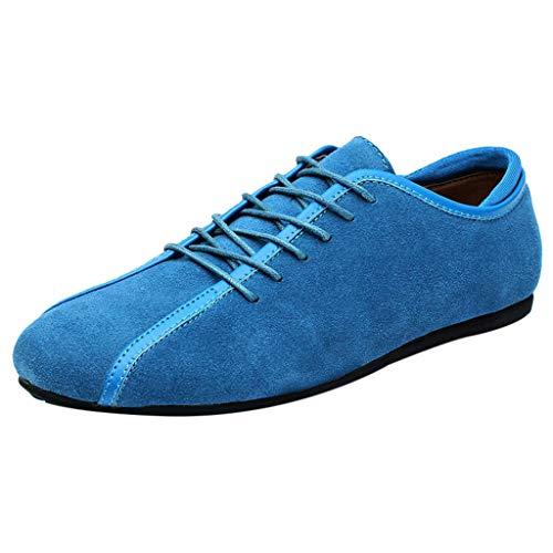 Reasoncool Sneaker Sport Erbsen Flacher Schuh des Mode Paar Männer Schnüren Athletische Leichte Beiläufige Turnschuhe