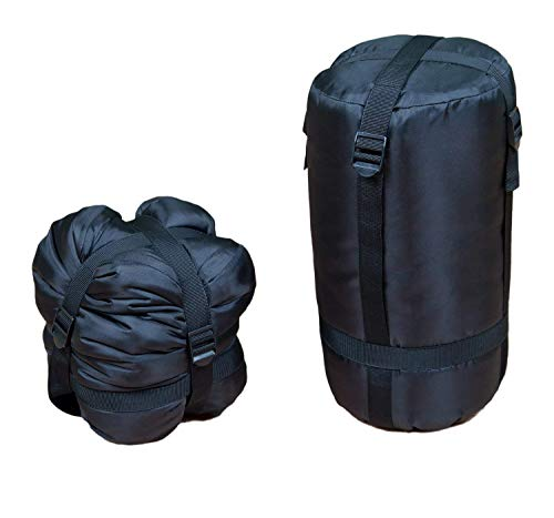 afsack, ideal für Jungen, Mädchen, Teenager und Erwachsene, kompakter Schlafsack für Wandern, Rucksackreisen und Camping, drinnen und draußen ()