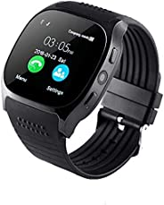 JOKIN T8 Smart Band Fitness Tracker Watch with Waterproof Body Functions Like Steps Counter, Calorie Counter,
