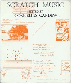 Cardew: Scratch Music (Pr Only) for sale  Delivered anywhere in UK