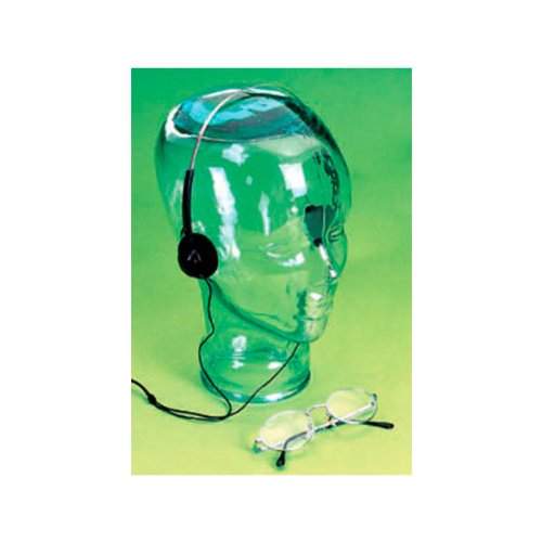 AMP3 Luxury Glass Leiter Kopfhörer Ständer - 2