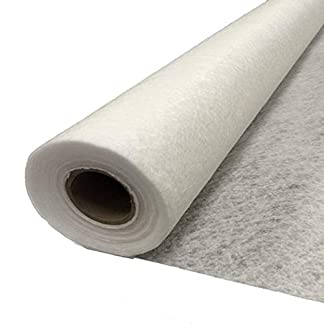 4,5M2geotextil corte rollo de sedimentos Barrera para control de maleza soakaway Wrap 2,25x 2m