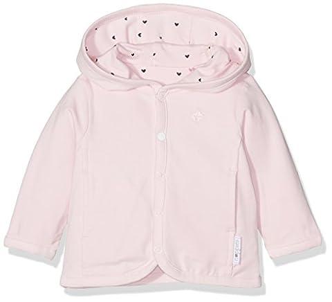 Noppies Baby-Mädchen Strickjacke G Cardigan Jrsy Rev Novi-67368 Rosa (Light Rose C092), 56