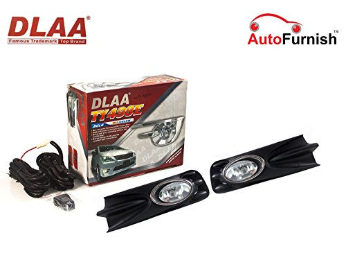 dlaa halogen fog light lamp with bulb for honda brio (2 bulbs) DLAA Halogen Fog Light Lamp with Bulb for Honda Brio (2 Bulbs) 41XUbgdrgXL