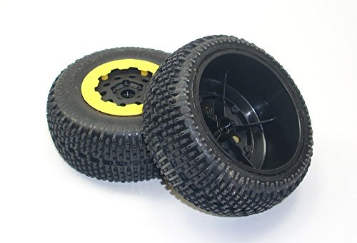 Team Losi XXX-SCT 2WD Short Course Truck LOS43002 Tyres Front 45x105 mm TLX®