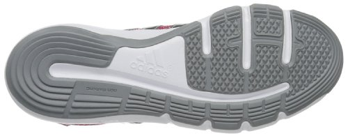 adidas Essential Star Mid, Scarpe sportive indoor donna Rosso (Rot (Vivid Berry S14 / Metallic Silver / Glow Pink S14))