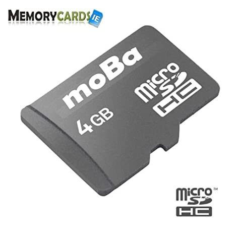 New 4GB Micro SD SDHC Memory Card for T-Mobile Ameo, MDA Vario III, Wing, MDA Touch Plus, G1, Pulse, Toshiba TG01, Vodafone v1615, 360 M1/H1 Mobile Phone. Archos 2, Cowon J3 iRiver, Sandisk Sansa Fuze View Mp3 Player. Comes with Free SD Adapter!