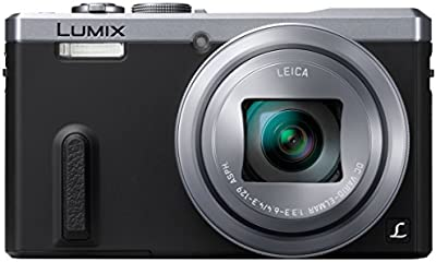 Panasonic Lumix - Cámara compacta de 12.1 Mp (zoom óptico 30x, estabilizador óptico, vídeo Full HD, WiFi)