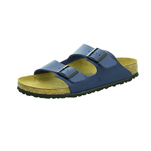 Birkenstock Arizona Blue Mens Sandals Bleu