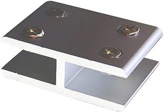 F Fityle 8mm -12mm Glashalter Glasklemme Klemmhalter Glasklemmhalter - 2
